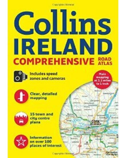 Cartographia  - Írország atlasz