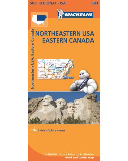 Cartographia  - USA észak kelet