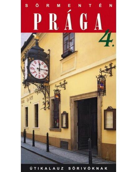 Cartographia  - Prága Sörmentén 3. útikönyv