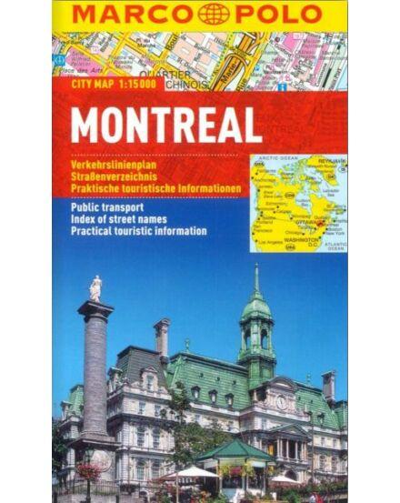 Cartographia  - Montreal várostérkép