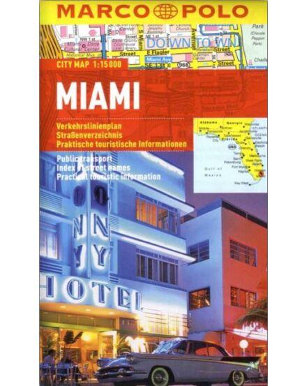 Cartographia  - Miami várostérkép