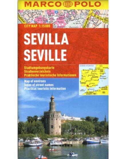 Cartographia  - Sevilla várostérkép