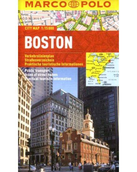 Cartographia  - Boston várostérkép