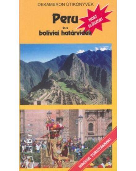 Cartographia  - Peru és a bolíviai határvidék