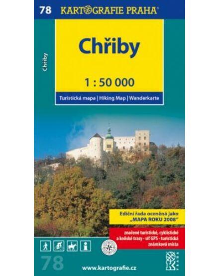 Cartographia  - TM 78 - Chriby