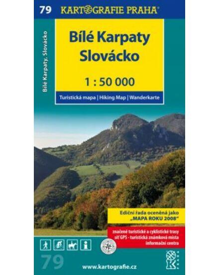 Cartographia  - TM 79 - Bílé Karpaty, Slovácko