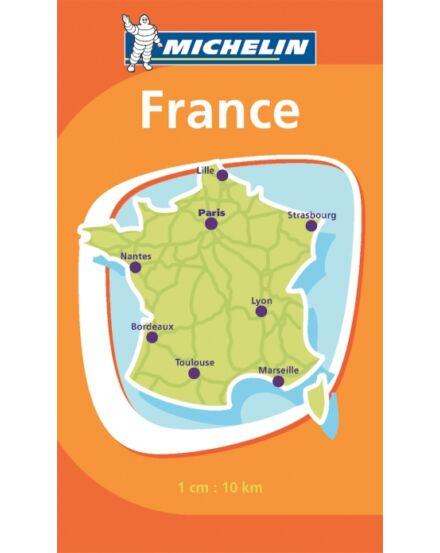 Cartographia  - Franciaország mini térkép
