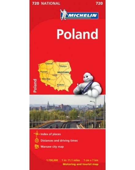 Cartographia  - Lengyelország térkép (720)