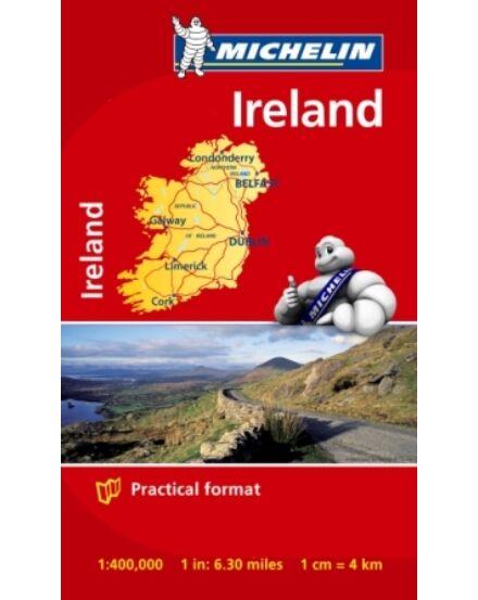 Cartographia  - Írország mini térkép
