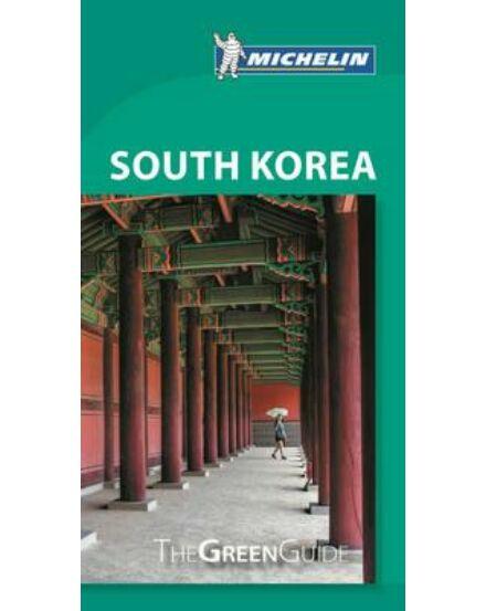 Cartographia  - Dél-Korea útikönyv (angol)