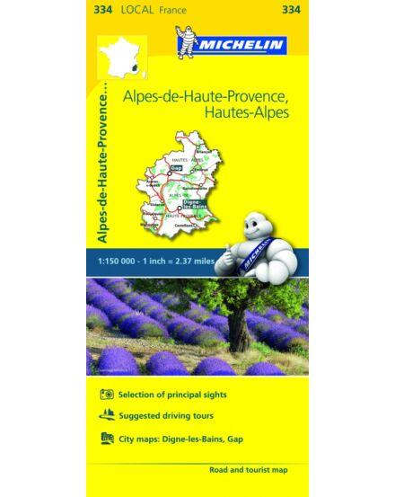 Cartographia  - Alpes-de-Haute-Provance/Haute Alpes (334)