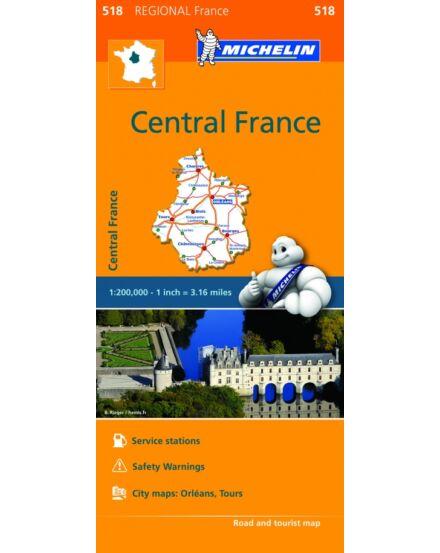 Cartographia  - Franciaország régiótérkép