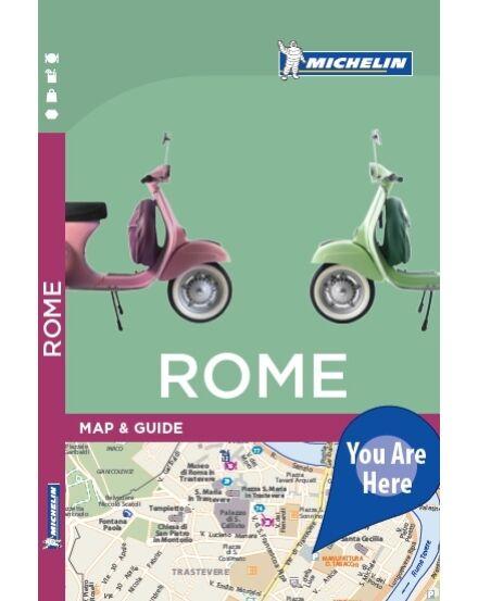 Cartographia  - Róma zseb útikönyv (angol)