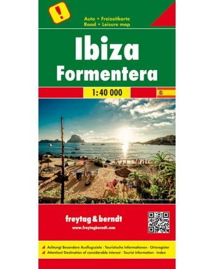 Cartographia  - Ibiza térkép