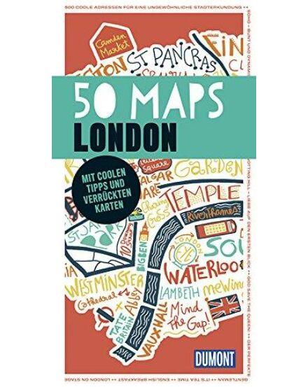 Cartographia  - 50 térkép London