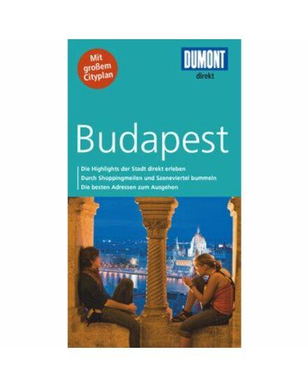 Cartographia  - Budapest útikönyv (német)