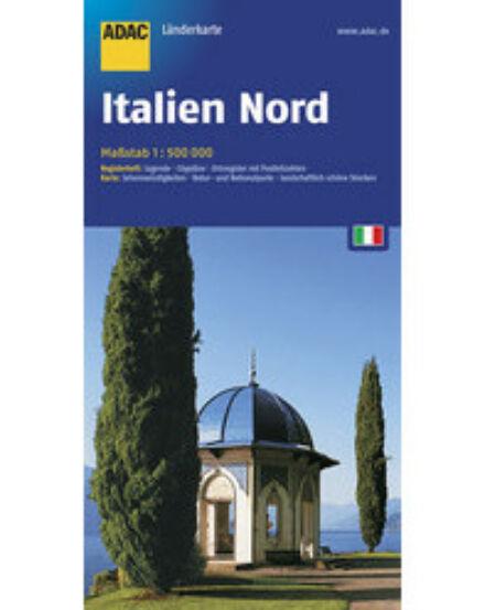 Cartographia  - Észak-Olaszország térkép