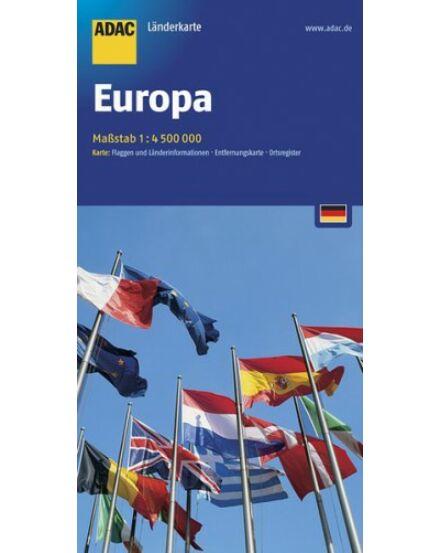 Cartographia  - Európa térkép