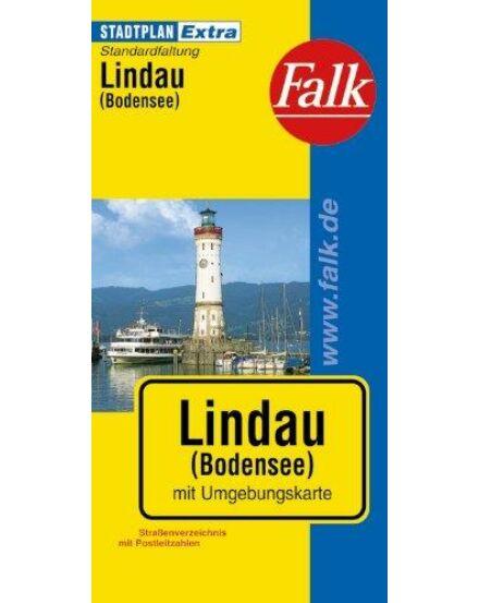 Cartographia  - Lindau várostérkép