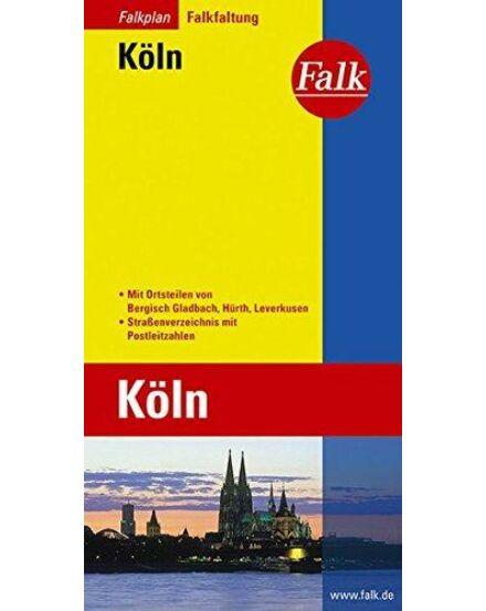 Cartographia  - Köln várostérkép (Falkfaltung)