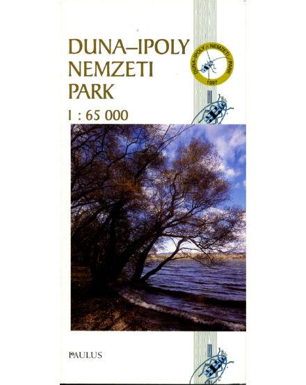 Cartographia  - Duna-Ipoly Nemzeti Park térkép