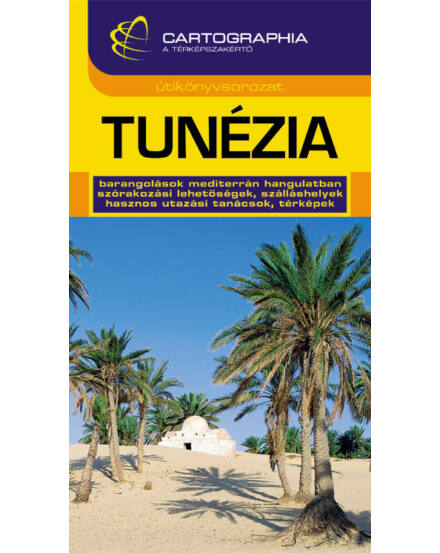 Cartographia  - Tunézia útikönyv
