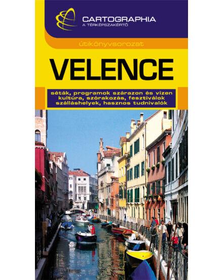 Cartographia  - Velence útikönyv