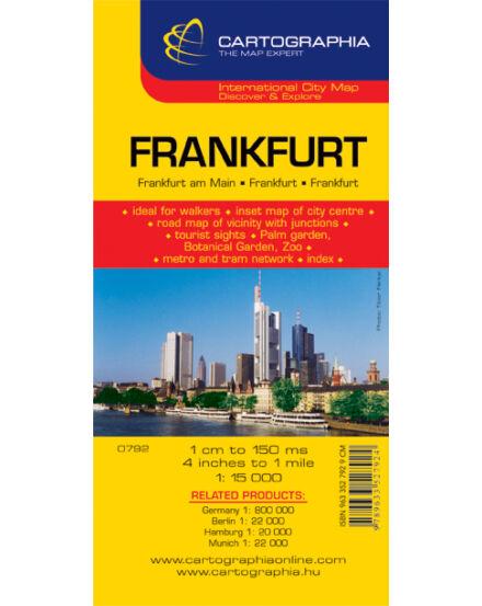 Cartographia  - Frankfurt várostérkép