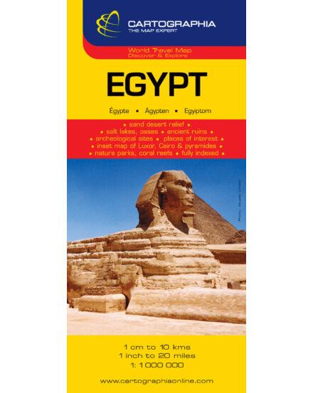 Cartographia  - Egyiptom térkép