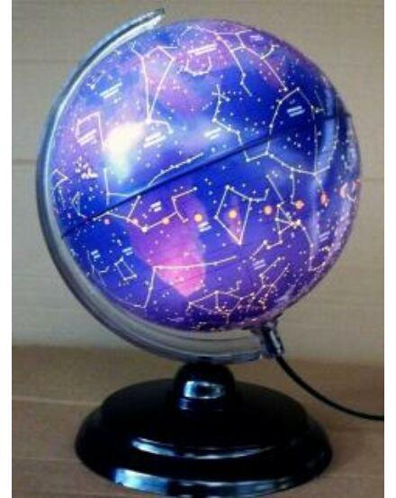 Cartographia  - Csillaggömb (világító) - 25 cm átmérőjű