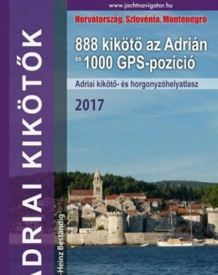 Cartographia  - Adriai kikötők 2017