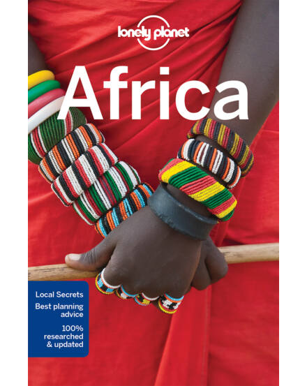 Cartographia  - Afrika útikönyv (angol) Lonely Planet