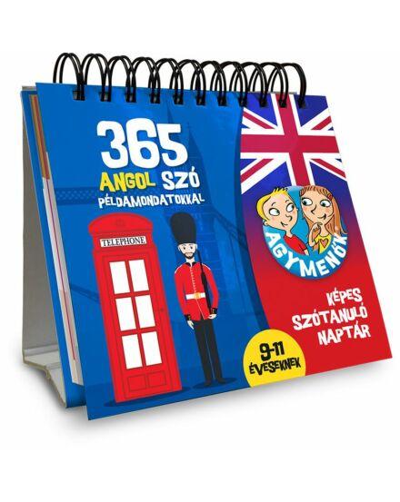 Cartographia  - Agymenők 365 angol szó példamondatokkal (9-11 éveseknek)