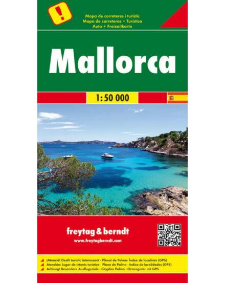 Cartographia  - Mallorca térkép