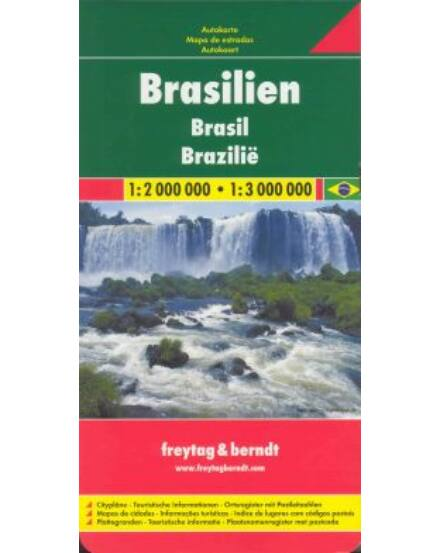 Cartographia  - Brazília térkép