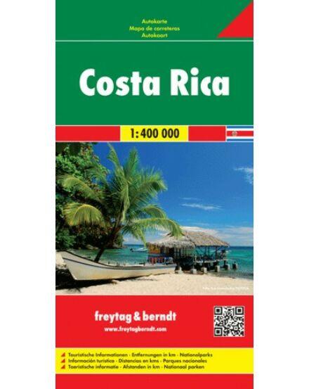 Cartographia  - Costa Rica térkép