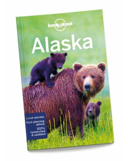 Cartographia  - Alaszka útikönyv (angol) Lonely Planet