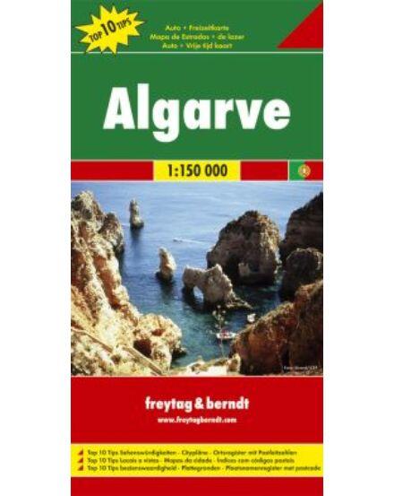 Cartographia  - Algarve térkép