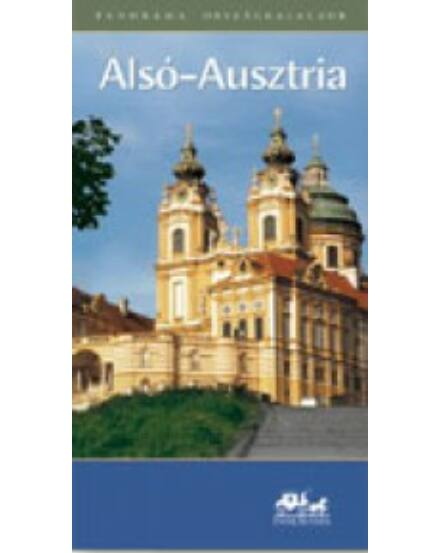 Cartographia  - Alsó-Ausztria útikönyv