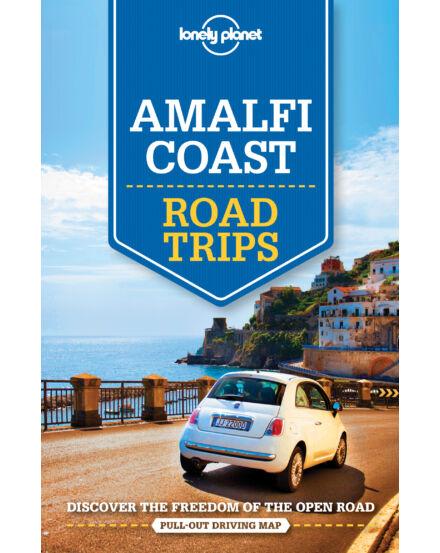 Cartographia  - Amalfi part Road Trips útikönyv (angol)
