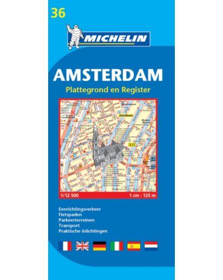 Cartographia  - Amszterdam várostérkép