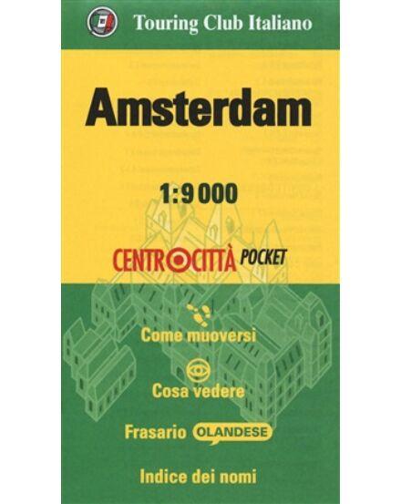 Cartographia  - Amsterdam várostérkép mini