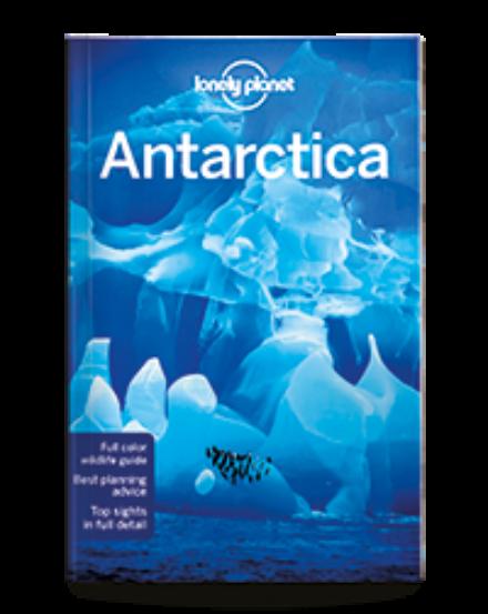 Cartographia  - Antarktisz útikönyv (angol) Lonely Planet