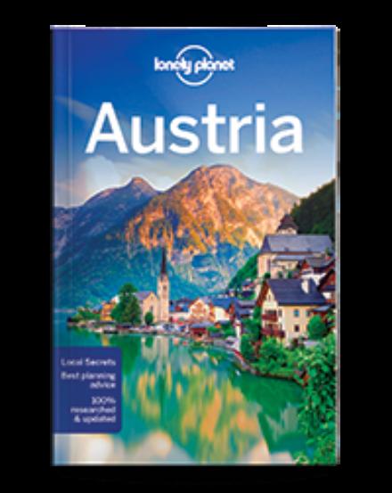 Cartographia  - Ausztria útikönyv (angol)