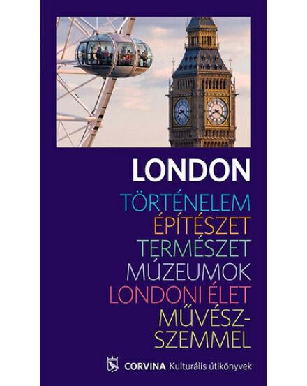 Cartographia  - London - Kulturális útikönyvek