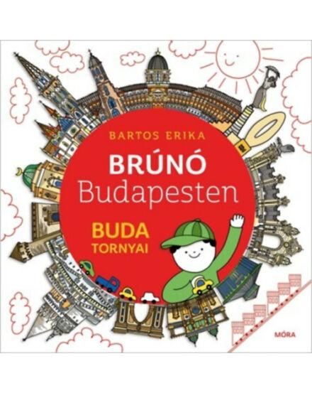 Cartographia  - Brúnó Budapesten, Buda tornyai