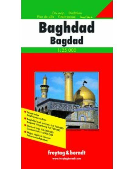Cartographia  - Bagdad várostérkép
