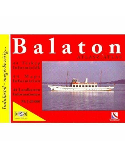 Cartographia  - Balaton atlasz