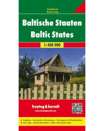 Cartographia  - Balti-államok térkép