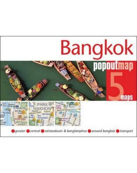 Cartographia  - Bangkok várostérkép
